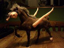 Pferde, Barbie, Plastik, Figural