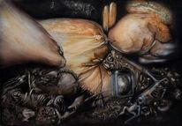 Surreal, Airbrush, Malerei