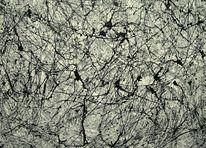 Linie, Abstrakt, Abstrakte kunst, Schwarz weiß