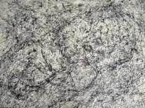 Schwarz, Abstrakte malerei, Schwarz weiß, Weiß