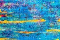 Abstrakt, Musik, Malerei, 2017