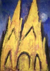 Malerei, Köln, Landschaft