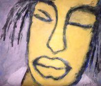 Menschen, Skizze, Malerei