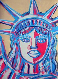 Malerei, New york city