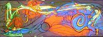 Malerei, Abstrakt, Problem