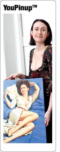 Ölmalerei, Portrait, Gemälde, Malerei