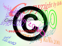 © copyright by rowo 2010, Digitale kunst