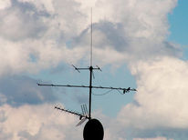 Antenne, Empfang, Vogerl, Anlage