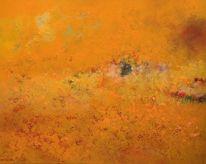 Acrylmalerei, Geld, Malerei, Abstrakt