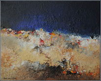 Kreta, Berge, Highlands, Malerei