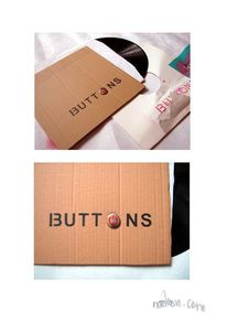 Buttons, Viny, Cover, Dotcom