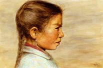 Johaentges, Mädchen, Kasachstan, Digital