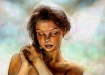 Deutschland, Emotion, Contemporary art germany, Gemälde