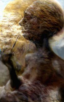 Rauch, Deutschland, Digitale kunst,