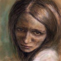 Nonitest, Illustration, Digitale kunst, Figural