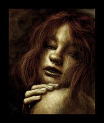 Rot, Alt, Digitale kunst, Figural