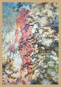 Japan, Tsunami, Deutschland, Malerei