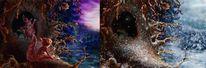 Schneeflocken, Einschlafen, Childbook, Erntedankfest