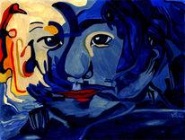 Leben, Malerei, Surreal