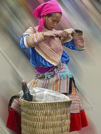 Vietnam, Digitale kunst, Pink