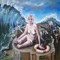 Expressionismus, Philosophie, Zeitgenössisch, Surreal