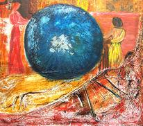 Malerei, Gemeinsam