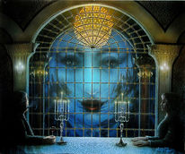 Manierismus, Mythologie, Irrgärten und labyrinthe, Phantastik museum