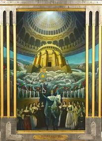 König ludwig, Jubiläum, Historie, Befreiungshalle