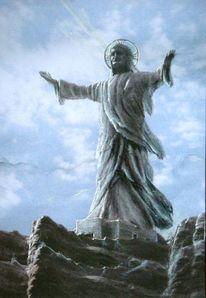 Greatest christ statue, Jesus christ, Christ statue, Pantokrator