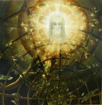 Christusstatue, Erlöserkapelle, Vatikan, Glaube