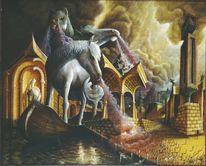 Antike, Freihandelsabkommen, Pferde, Phantasten ausstellung