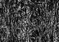 Linienüberlagerung, Malerei