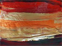 Spachtel, Farben, Abstrakt, Airbrush