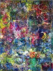 Farben, Gestaltung, Malen, Malerei