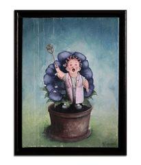 Veilchengewächs, Muttergottesschuh, Liebesgesichtli, Viola tricolor