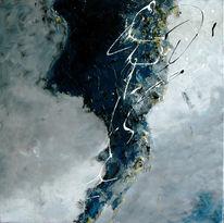 Malerei, Abstrakt, Wetter, Wilde
