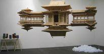 Japanisch, Miniatur, Skulptur, Iwasaki