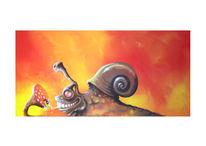 Malerei, Surreal, Humor, Fantasie