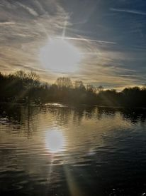 Natur, Sonnenuntergang, Sonne, Fotografie