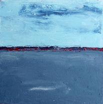 Rot, Bleu, Meer, Struktur