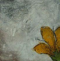 Blumen, Geld, Struktur, Grau