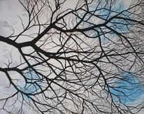 Baum, Natur, Realismus, Himmel