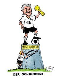 Lahm, Cartoon, Rudi, Völler