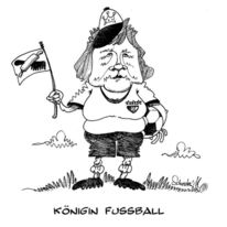 Angela merkel, Karikatur, Cartoon, Zeichnungen