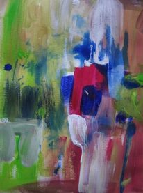 Malerei, Eingang