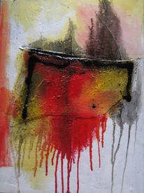 Malerei, Abstrakt, Reif