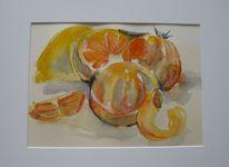 Malerei, Früchte