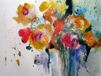Malerei, Frühlingsanfang
