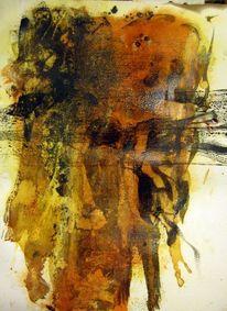 Malerei, Regenwald