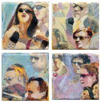 2011, Beziehungslos, Henshouse, Malerei